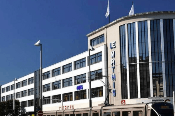 France Bleu parle de WebForce 3 Strasbourg !