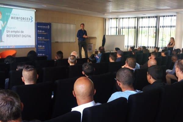 WebForce3 Lyon accélère avec une formation Référent Digital