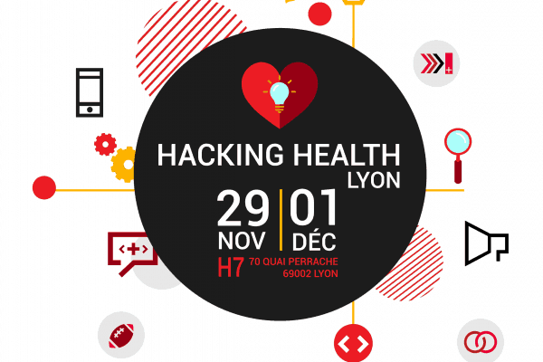 WebForce3 est partenaire du Hackathon de Lyon 100% santé et inclusion