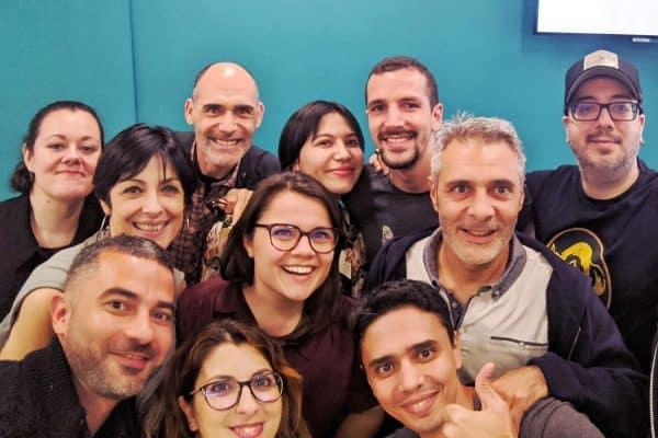 C'est la fin de la formation Référent·e Digital à Marseille pour nos futurs polyvalents du numérique !