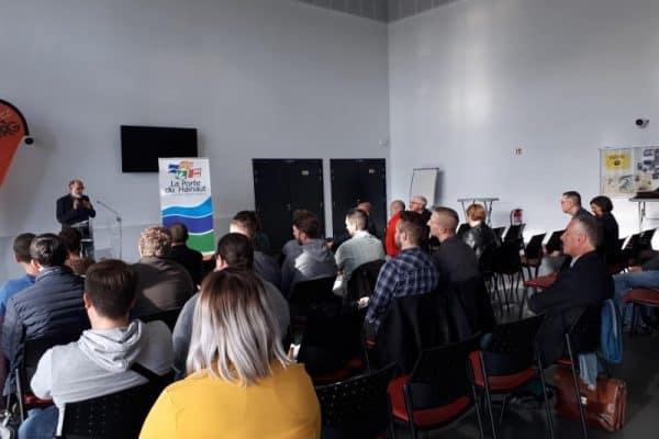 WebForce3 Denain démarre une formation Développeur·se Web et Web Mobile labellisée École Régionale du Numérique