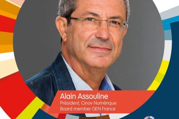 Alain Assouline, président de WebForce3, devient Board Member du réseau entrepreneurial GEN France