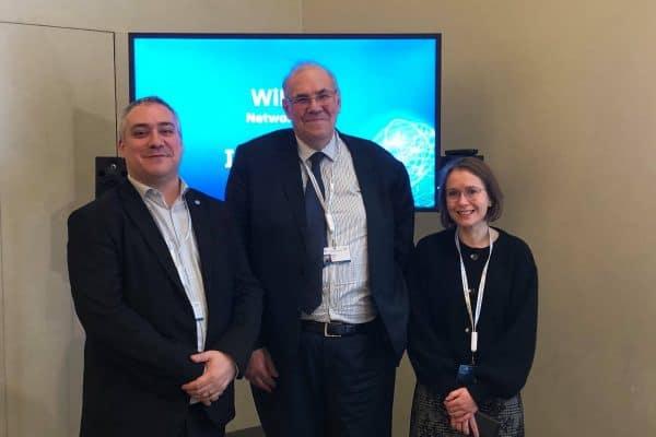 Nicolas Chagny, directeur général de WebForce3, a participé au Forum sur la Gouvernance de l'Internet à Berlin