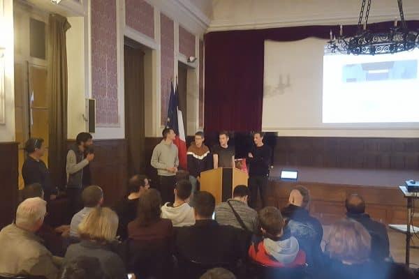 Quatrième édition de son Hackathon pour WebForce3 Bourgogne !