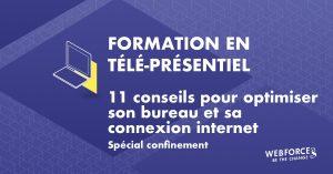 conseil optimiser bureau connexion internet